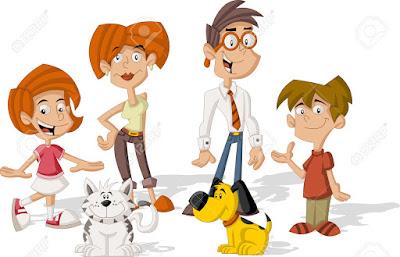 Família Feliz protegida