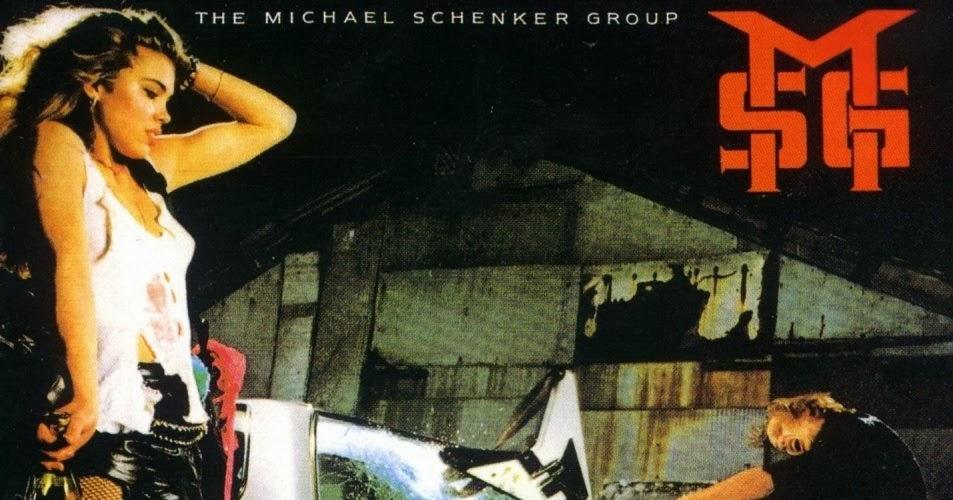 michael schenker group msg album