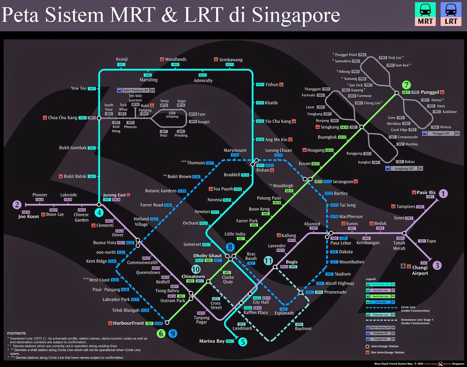 Hotel Di Singapore Dekat Stasiun MRT