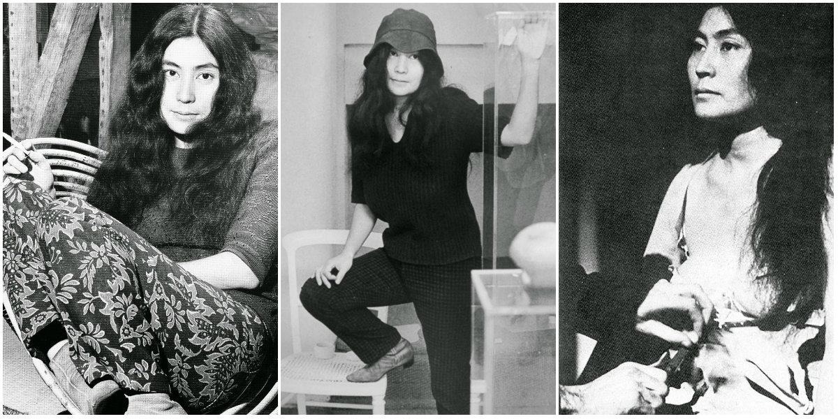 Rare Portraits Of Yoko Ono In The Early 1960s Before She Married John Lennon Vintage Everyday