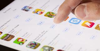 App store marketing kampány SMS küldés