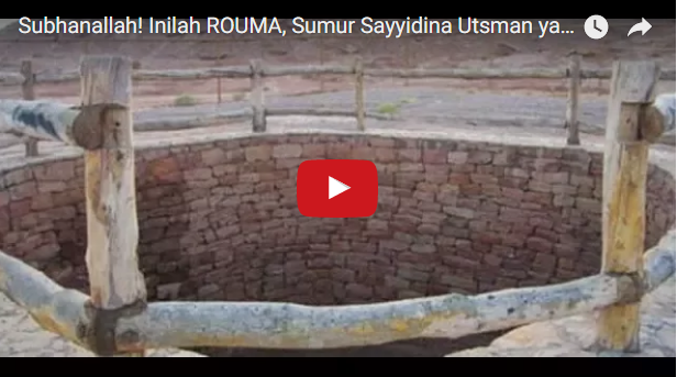 Sumur Yahudi Dibeli Ustman bin Affan Setara Dengan 5 Miliar
