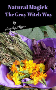 Natural Magick the Gray Witch Way, Publisher ~ Amazon