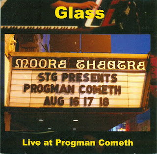 Glass - 2007 - Glass Live At Progman Cometh