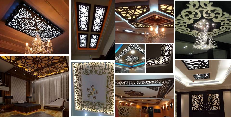 30 Modern Cnc Wood Ceiling Ideas It Will Be Amazing In