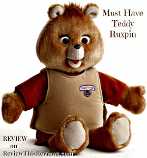 Teddy Ruxpin:  A Parents Review