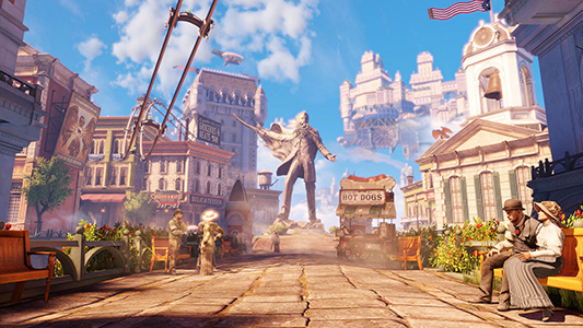 Bioshock Infinite Introduction