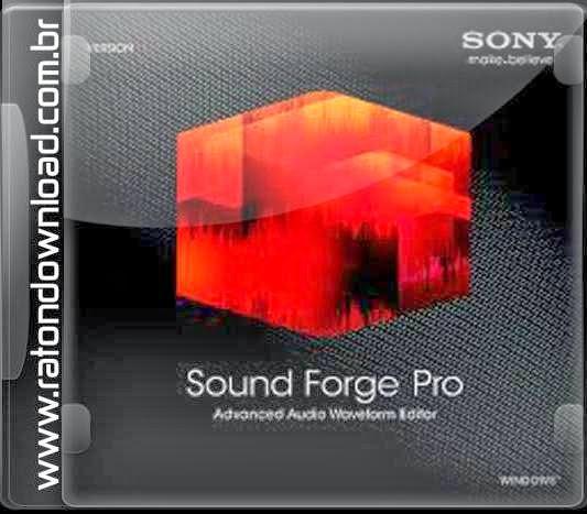 sound forge 7 torrent