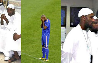 Pemain Sepakbola Islam