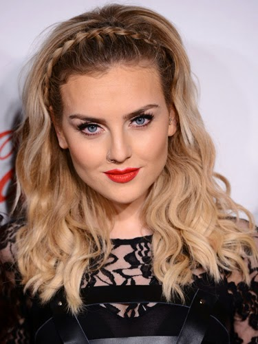 Living in a Fantasy: Perrie Edwards Hairstyle