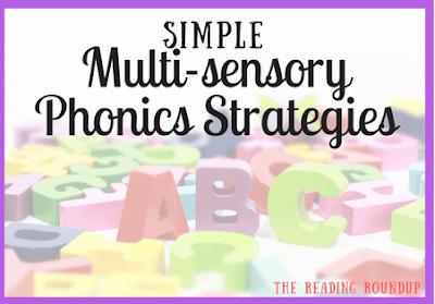 multisensory learning, phonics instruction, dyslexia