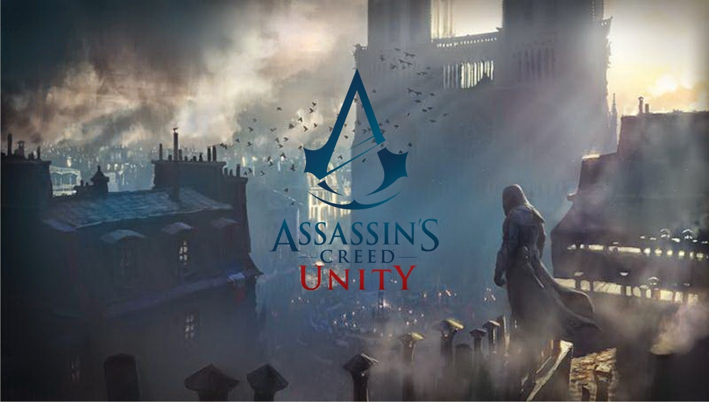 WallpapersKu: Assassin's Creed Unity Wallpapers