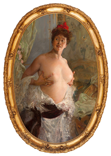 Federico Carlos de Madrazo y Ochoa,  Artistic nude, The naked in the art,  Il nude in arte, Fine art, Madrazo y Ochoa