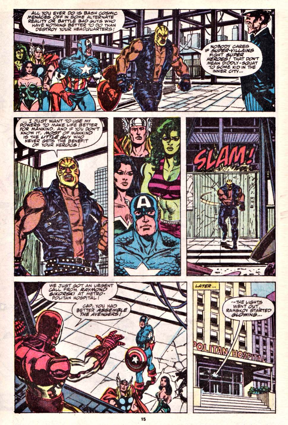 The Avengers (1963) 326 Page 12