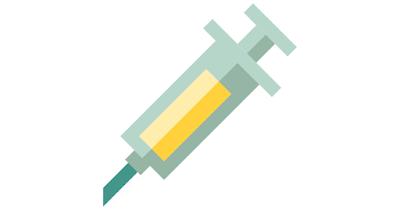 Auto Disable Disposable Syringe