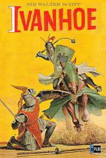 Portada del libro Ivanhoe para descargar en pdf gratis
