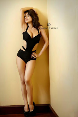 Sneak Peek of Hot Ameesha Patel's Maxim Full shoots
