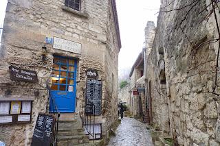 Les Baux-de-Provence.