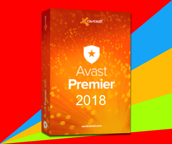 Avast Antivirus Premiere 2018 + license key (till 2030)