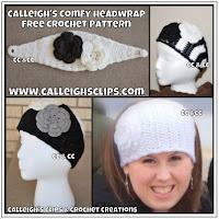 Calleigh's Comfy Headwrap