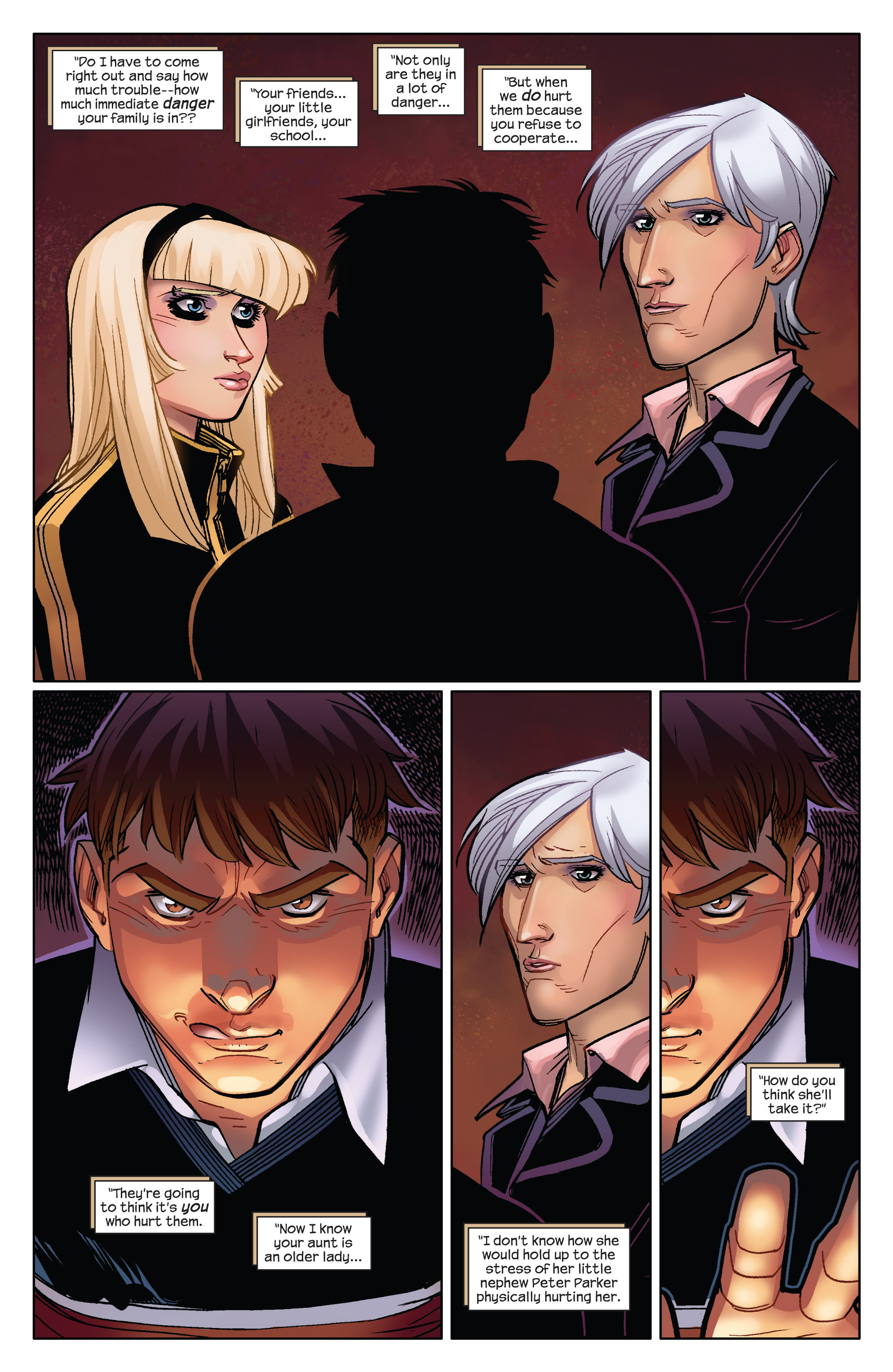 Read online Ultimate Spider-Man (2009) comic -  Issue #14 - 10