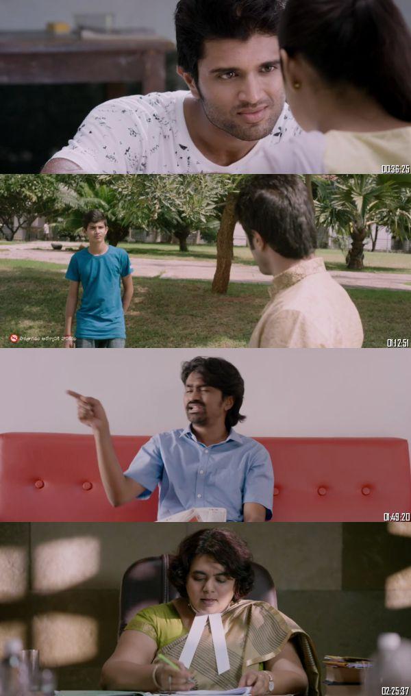 Arjun Reddy 2017 Telugu 720p 480p HDRip x264 Full Movie