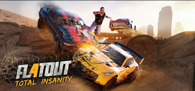 FlatOut 4 Total Insanity-CODEX Repack FitGirl For PC Update Version Terbaru