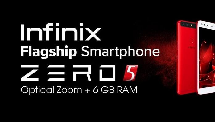 Harga HP Infinix Zero 5 dan Spesifikasi Lengkap, Desain, Gambar