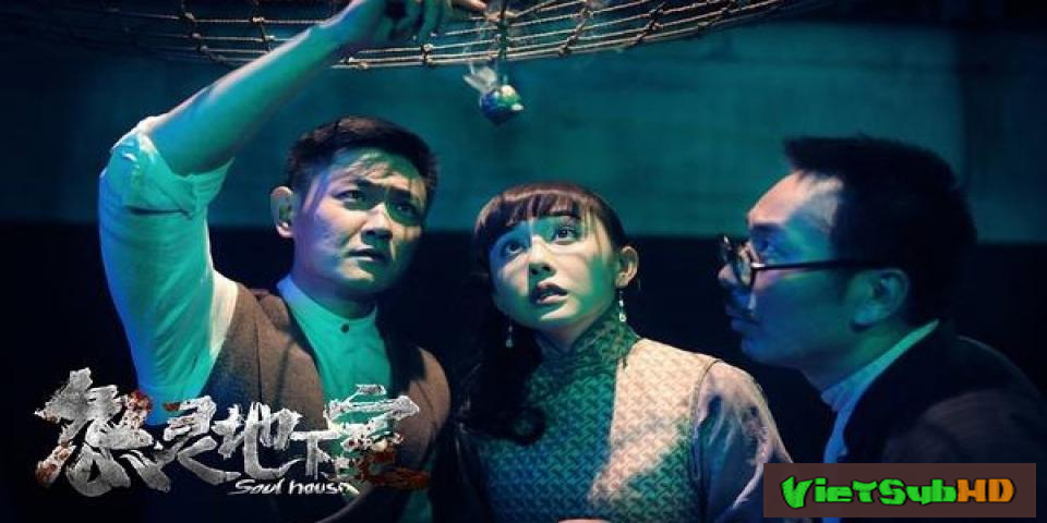 Phim Tầng Hầm Oán Linh VietSub HD | Soul House 2016