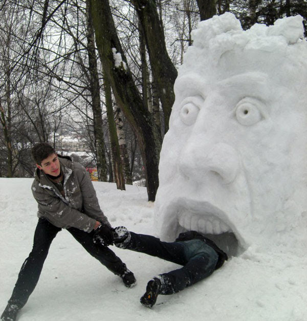23 People Who Know How To Enjoy The Hard Cold Winter.