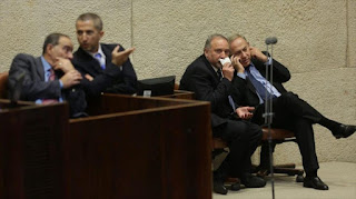 Ministro israelí pide pena de muerte para presos palestinos