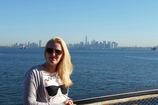 Riding the Staten Island Ferry | New York City