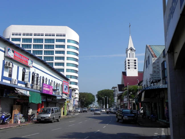 Some stories about us: Attractions in Sibu