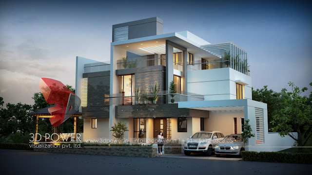 3d bungalow design company