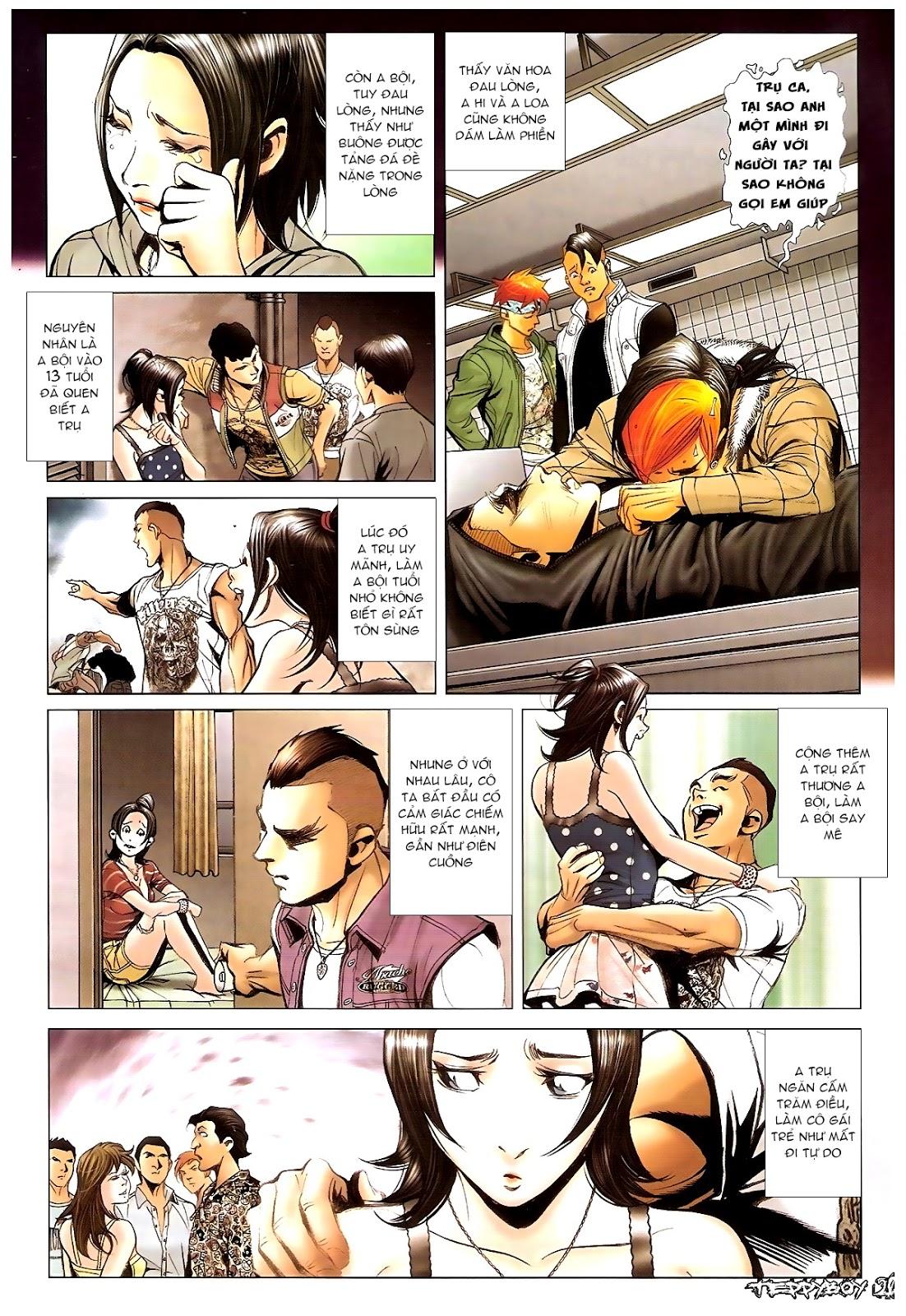 Người Trong Giang Hồ - Chapter 1382: Máu lệ nhạt nhòa - Pic 17
