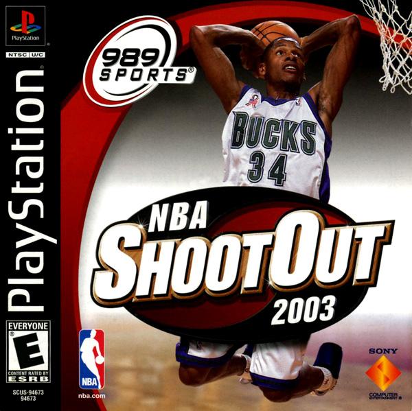 NBA ShootOut 2003 - PS1 - ISOs Download
