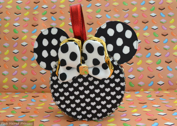 Disney Minnie Mouse Oh My bag front
