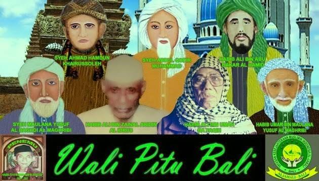 Jika di Jawa ada Wali Songo, Ternyata di Bali ada Wali Pitu, ini Daftar Alamatnya