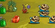 fruit defense 7 juegos de plants vs zombies online gratis