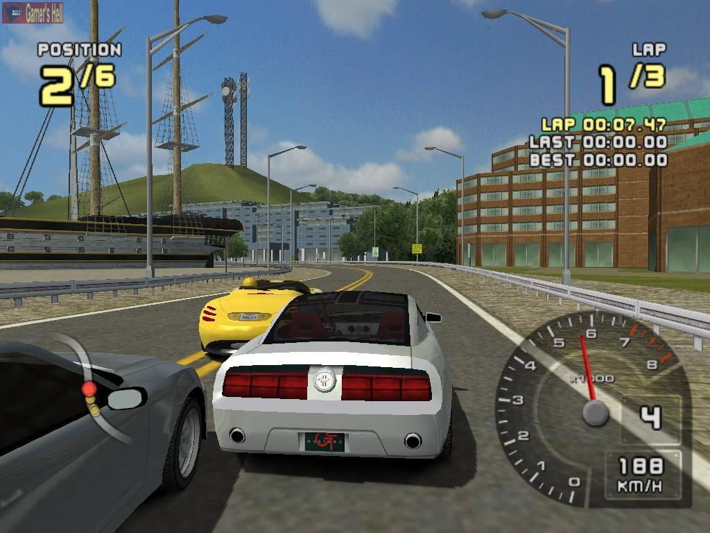 Ford Racing Full Version Game Download Pcgamefreetop