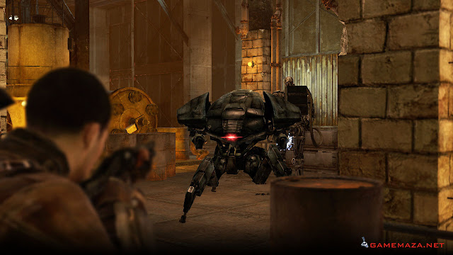 Terminator Salvation Gameplay Screenshot 2