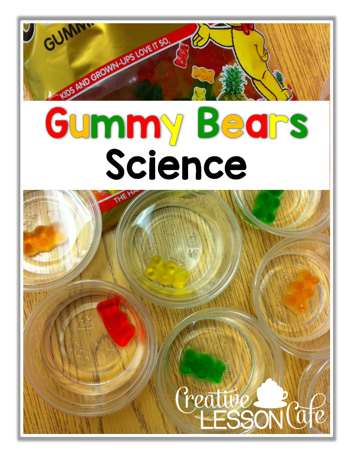 Sweet And Simple Science Gummy Bears on How To Do A Great Science Fair Project And Board