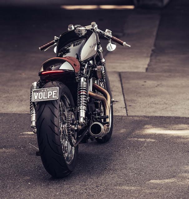 Harley Davidson Sportster 1200 By Deus Ex Machina Hell Kustom