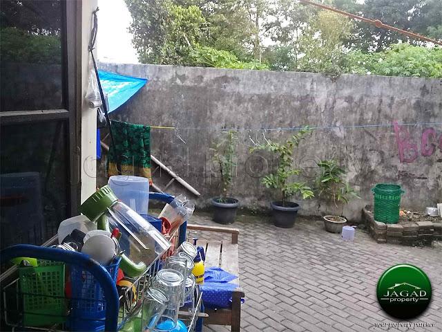 Rumah dalam Perum di Purwomartani
