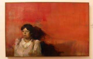 Γυναίκα με βαμμένα χείλη του Γιώργου Ρόρρη
