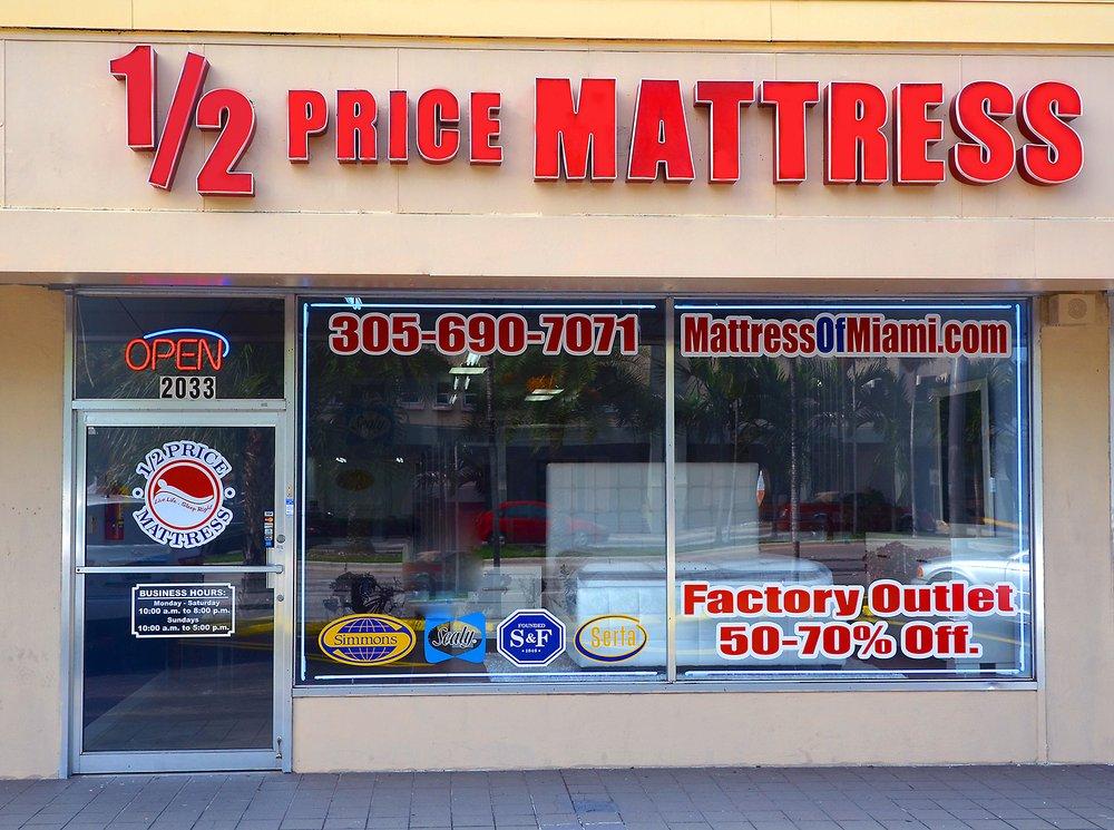12 Price Mattress