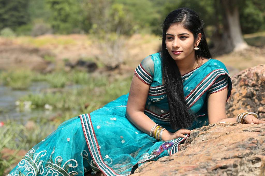 Nalini Stills In Saree From Hogenakkal Movie
