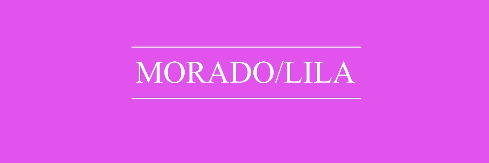 Teor a del color ii lila decoraci n patri blanco - Cual es el color anil ...