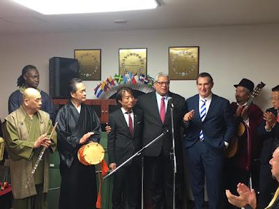 Embajada Dominicana en Japón celebra 85 años de relaciones diplomáticas con esa nación asiática