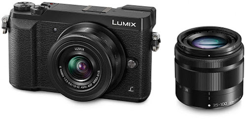 Panasonic Lumix DMC-GX80WEG
